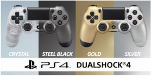 Playstation 4 nuovi Dualshock 4