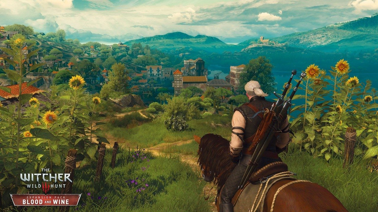 the witcher 3 toussaint