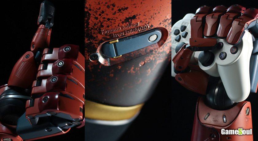 All You Can Loot - Metal Gear Solid V: The Phantom Pain - Braccio Bionico Venom Snake