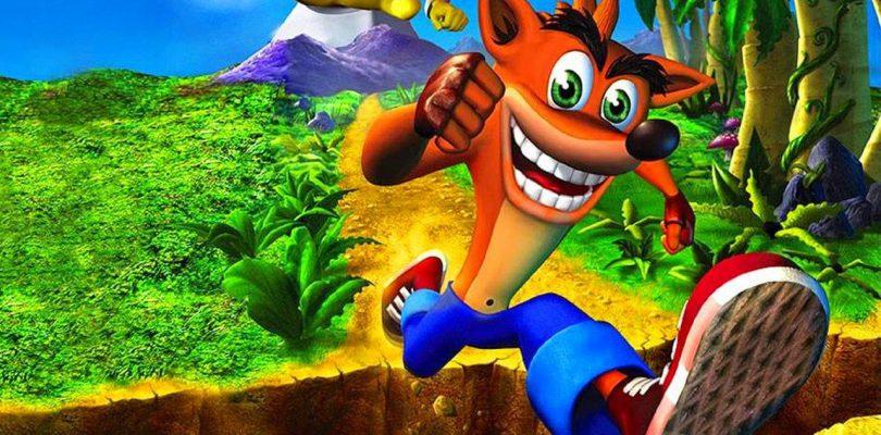 Il ritorno, in HD, di Crash Bandicoot è realtà!