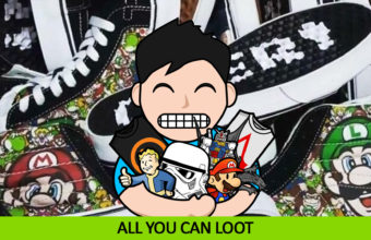 All You Can Loot: Vans, Warcraft e tanto altro