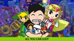 All You Can Loot: The Legend of Zelda