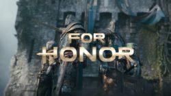 La campagna in singolo di For Honor si mostra in video