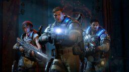 Gears of War 4, la campagna in singolo si mostra in video