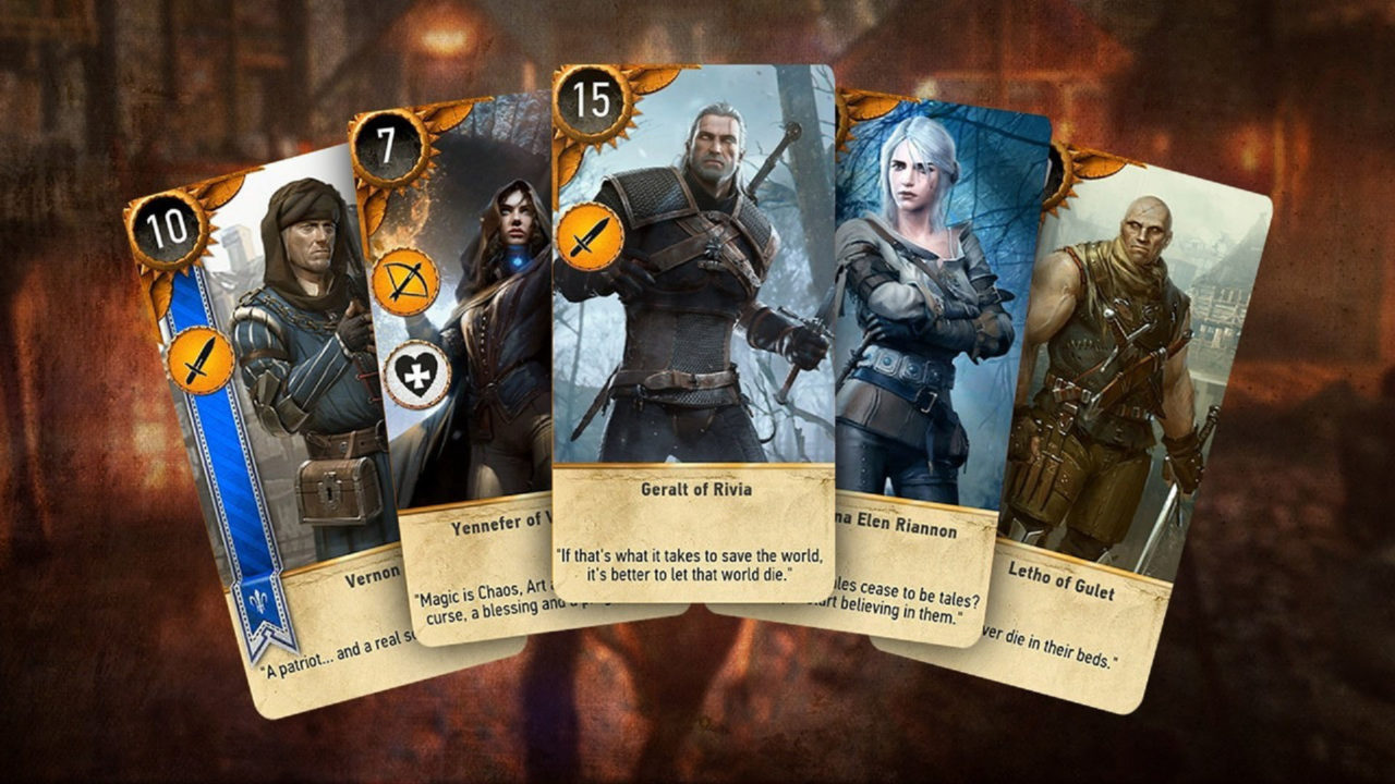CD Projekt Red registra un nuovo trademark: Gwent!