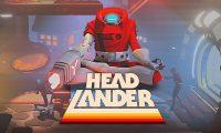 Trailer della storia e data d'uscita per Headlander