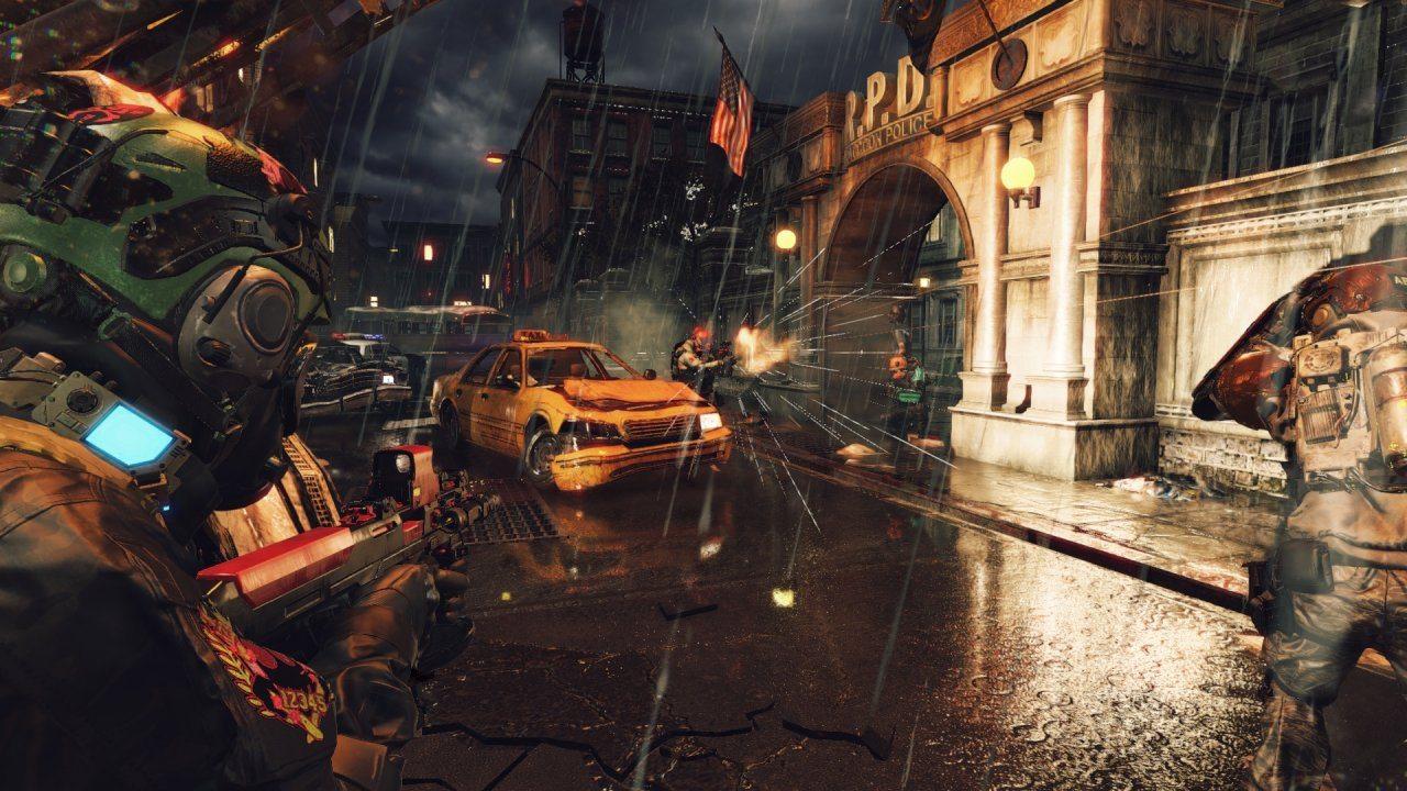 Umbrella Corps Raccon City