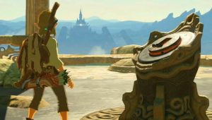 Zelda: Breath of the Wild non si ispira a The Witcher
