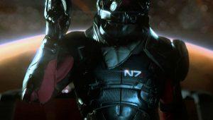 Primo, vero trailer di Mass Effect Andromeda