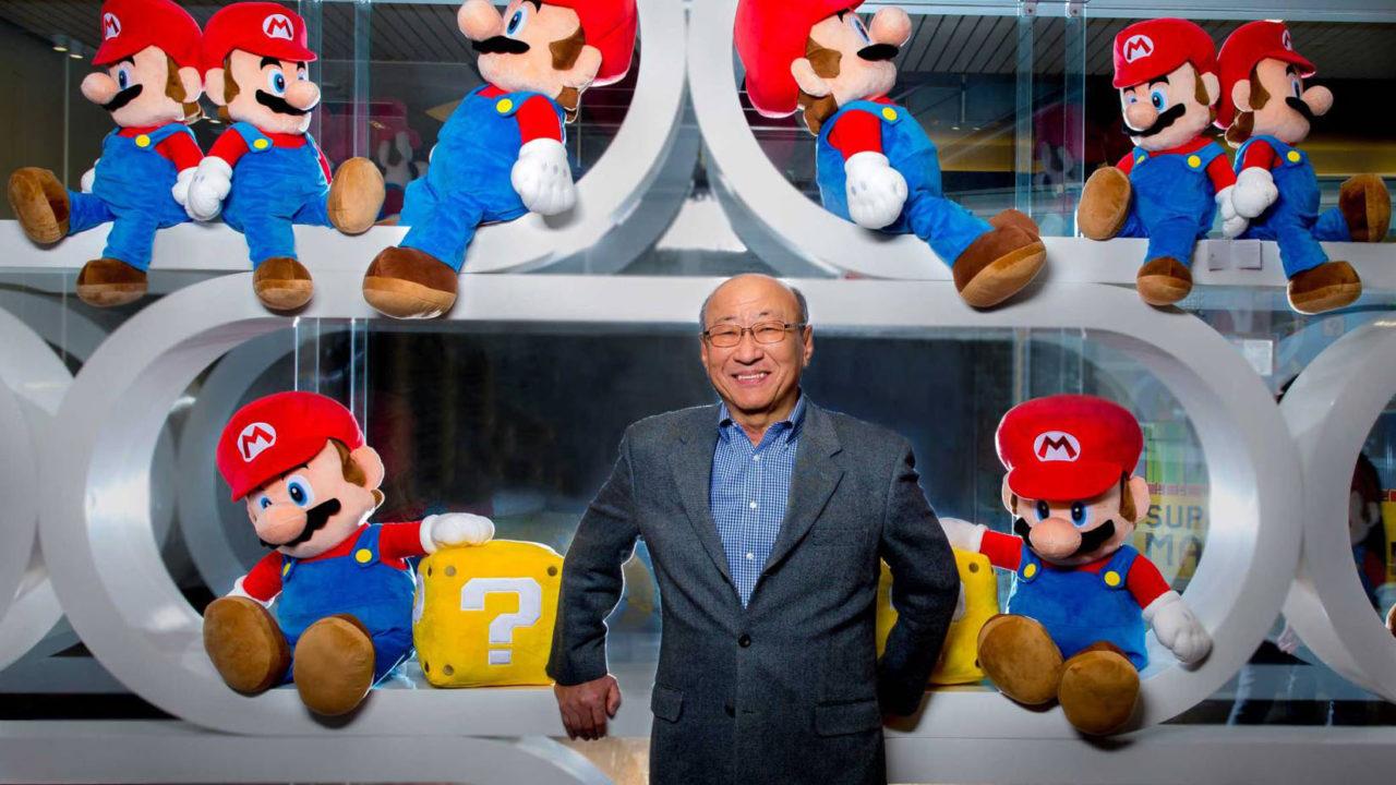 Il presidente di Nintendo apre alla Realtà Virtuale