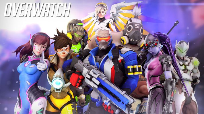 Overwatch, disponibile la modalità competitiva