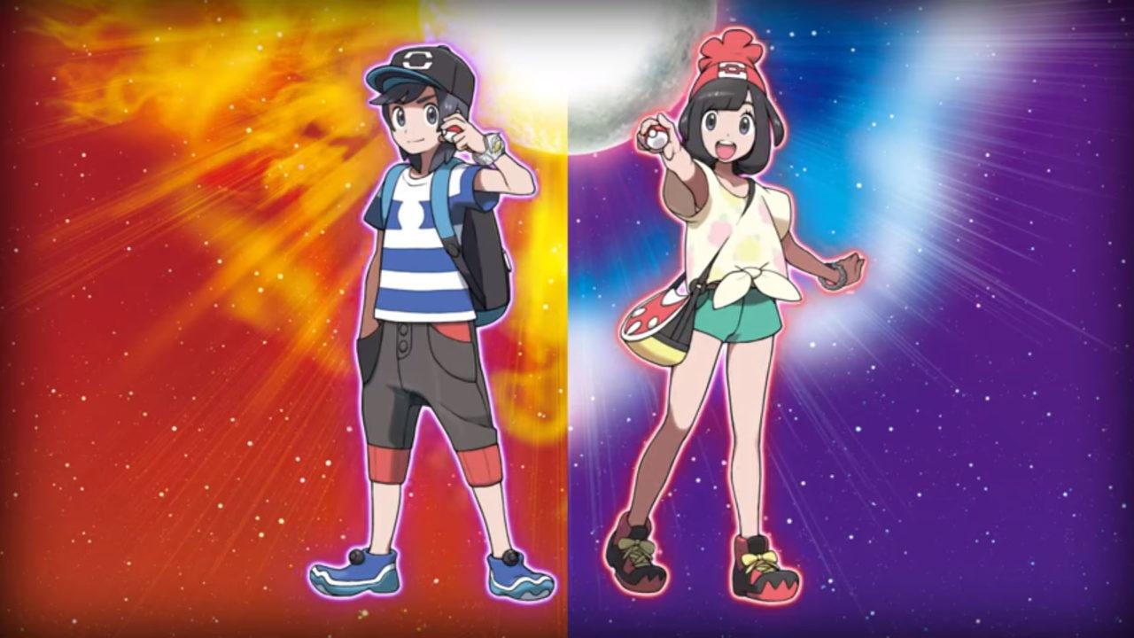 Vi presentiamo i Pokémon leggendari di Pokémon Sole e Luna