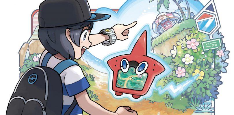 Pokémon Sole e Luna svelate le Fan-Edition
