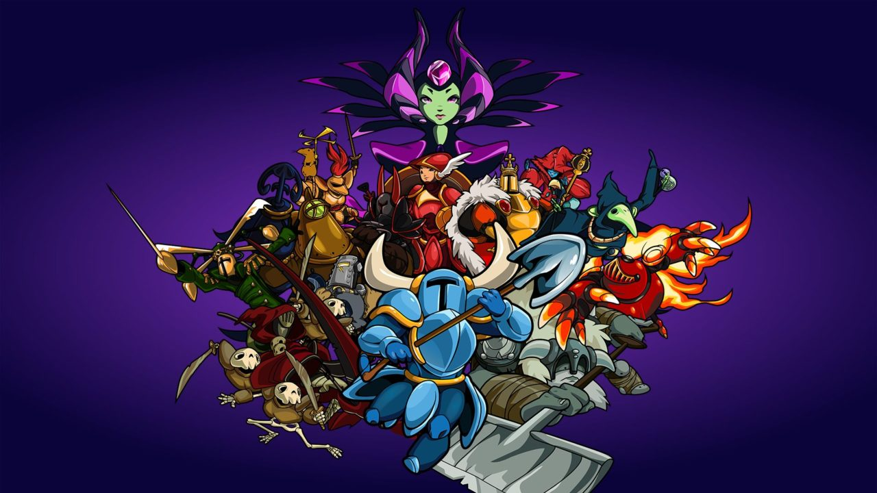Nuovi contenuti aggiuntivi in arrivo per Shovel Knight