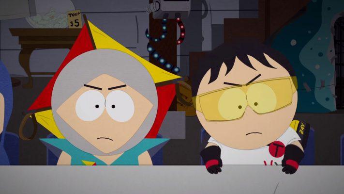 Trailer e data d'uscita per South Park Scontri Di-Retti