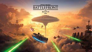 Star Wars Battelfront: il trailer dell'espansione Bespin
