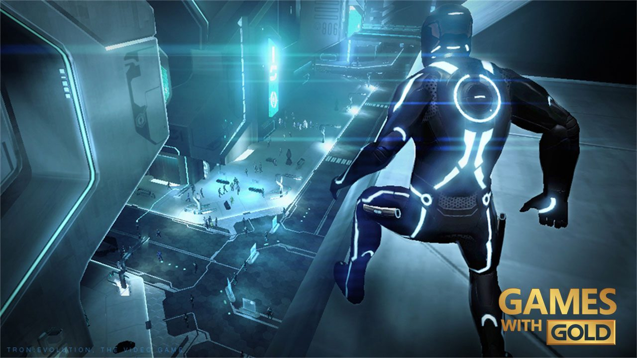tron-evolution-july-games-with-gold-gamesoul