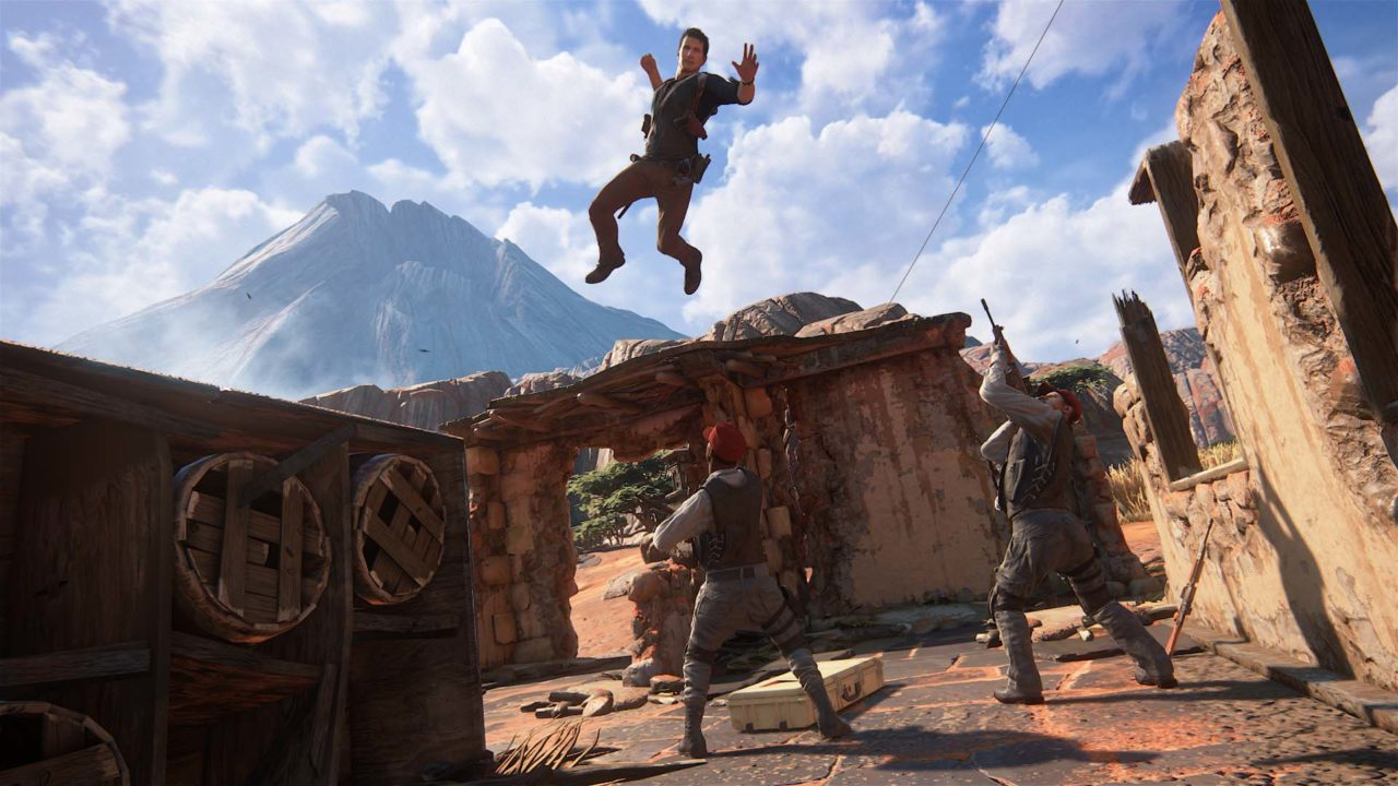 Per il DLC single player di Uncharted 4 bisognerà aspettare