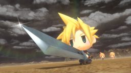 Release date e trailer per World of Final Fantasy