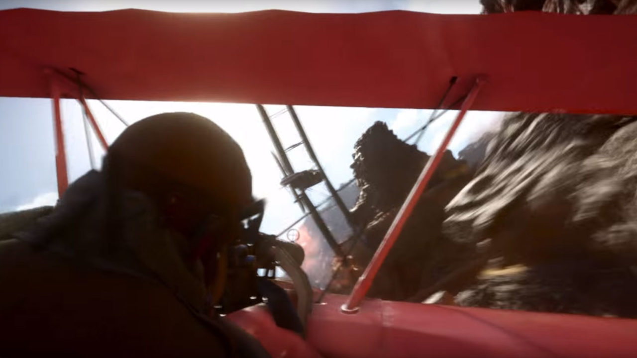 Battlefield 1 si mostra in un video a 1440p