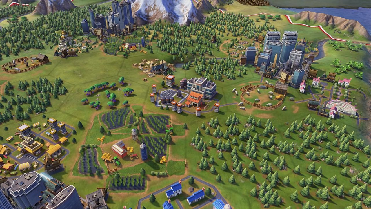 Civilization VI Text GameSoul (1)