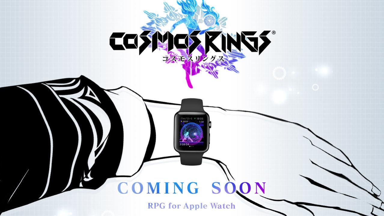 Square Enix è al lavoro su un JRPG per Apple Watch
