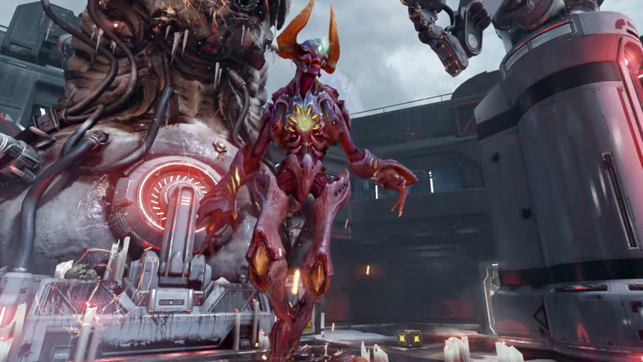 DOOM: la data d'uscita del DLC 'Unto the Evil'