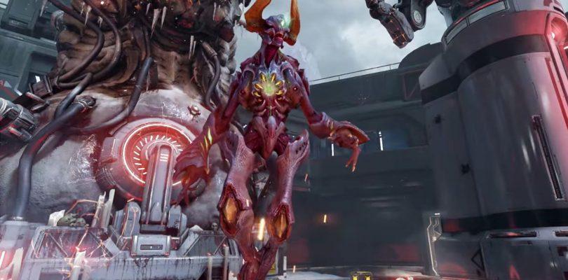 DOOM: la data d'uscita del DLC 'Unto the Evil'