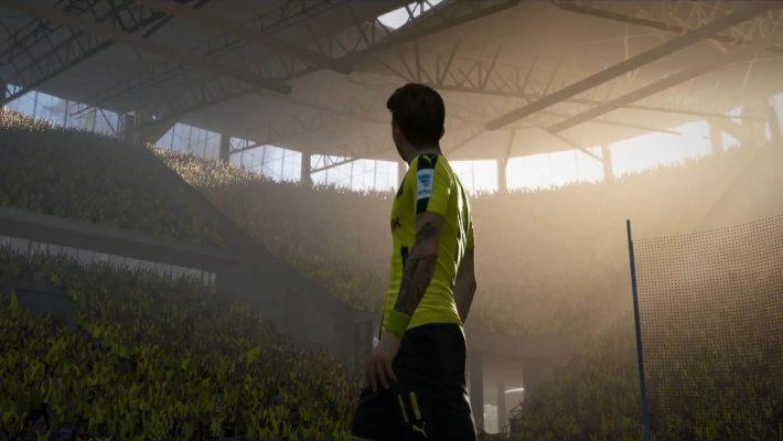 Marco Reus sarà l'atleta di copertina di FIFA 17