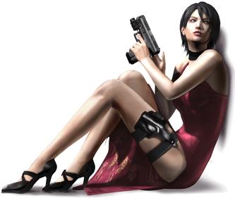 Resident Evil 4 Ada Wong Text GameSoul (2)