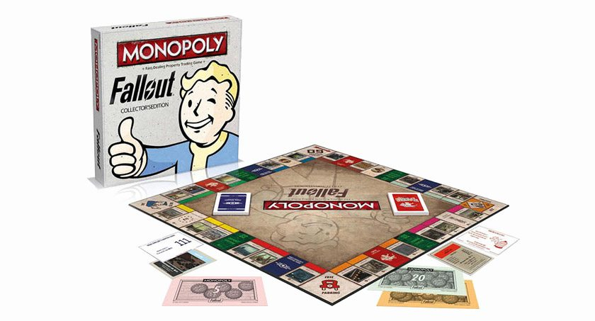 All You Can Loot: Fallout Monopoly