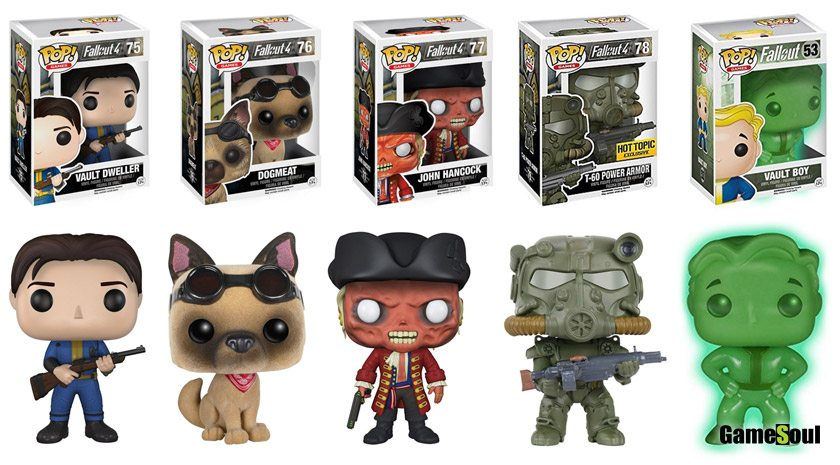All You Can Loot: POP! Funko Fallout 4