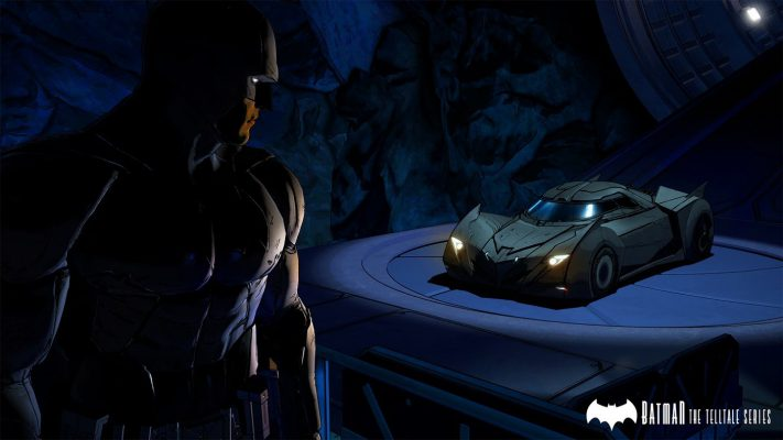 Batman – The Telltale Series arriverà nei negozi
