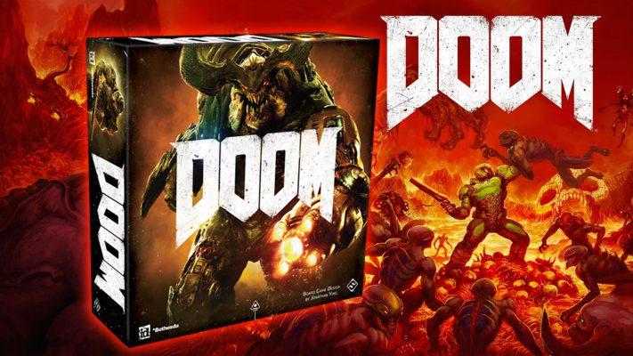 Doom diventer un gioco da tavolo - Gioco da tavolo dark souls ...