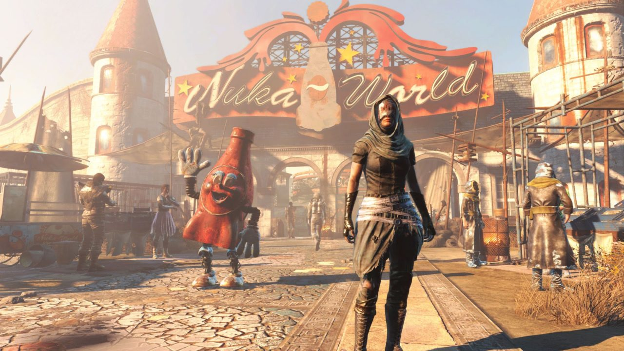 Svelate le location di Fallout 4: Nuka World?