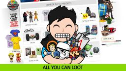 All You Can Loot: Speciale Black Weekend GameStop