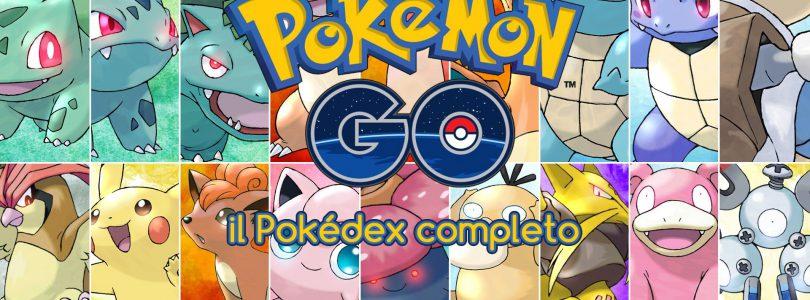 Pokémon GO: il Pokédex Completo – Guida