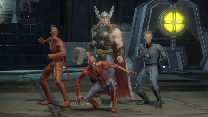 Annunciate le remastered dei due Marvel: Ultimate Alliance