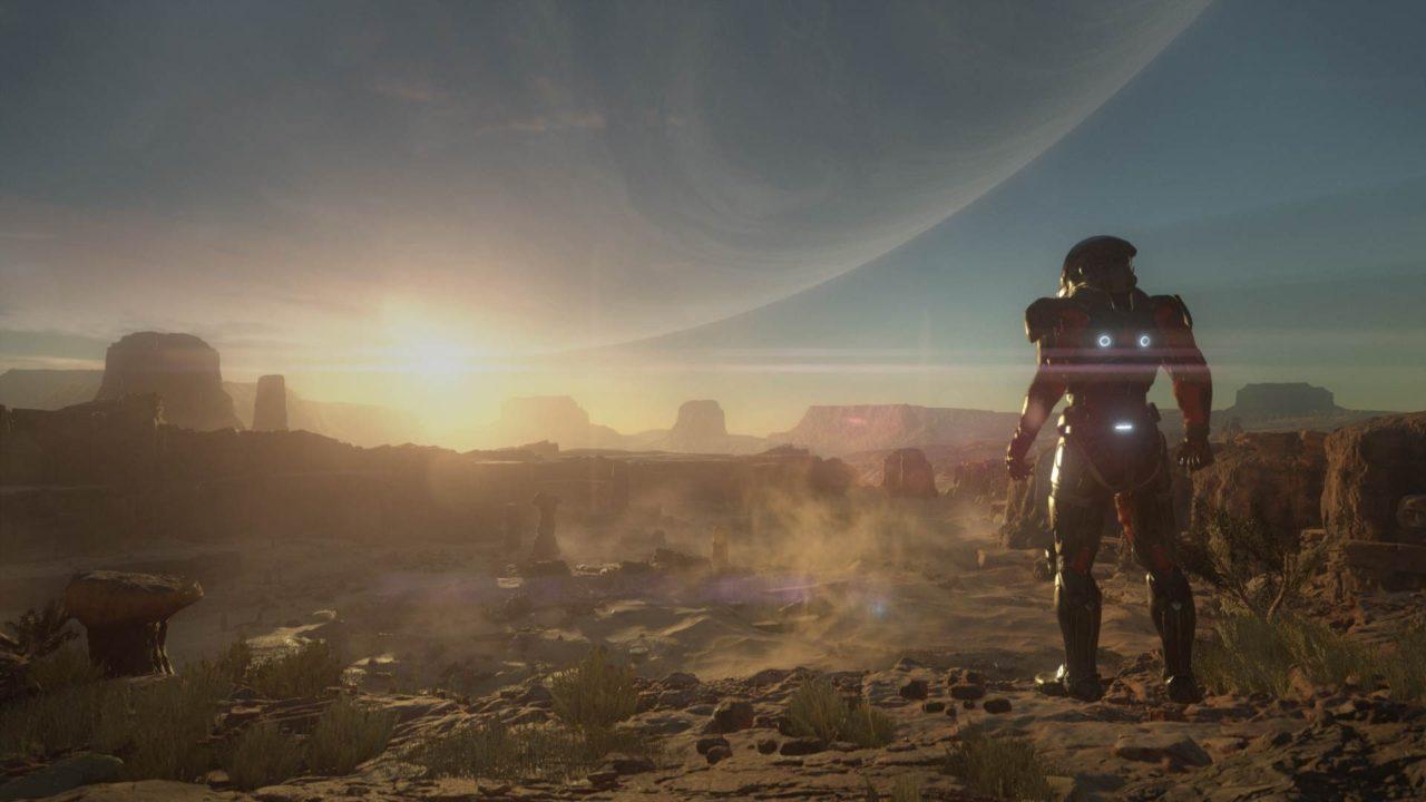 I lavori su Mass Effect Andromeda sembrano procedere bene