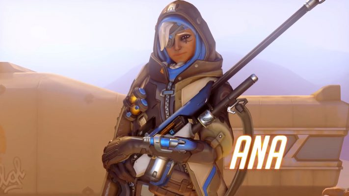 Ana è il nuovo eroe di Overwatch