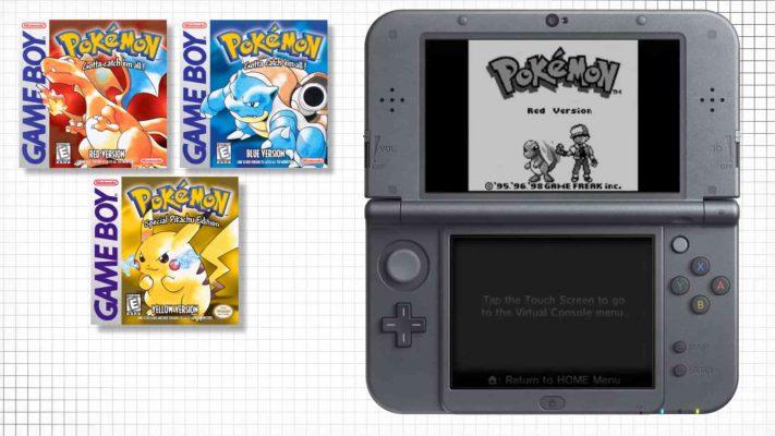 Alcuni titoli dei Pokémon scontati su Nintendo Eshop
