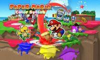 Nuovo trailer per Paper Mario: Color Splash