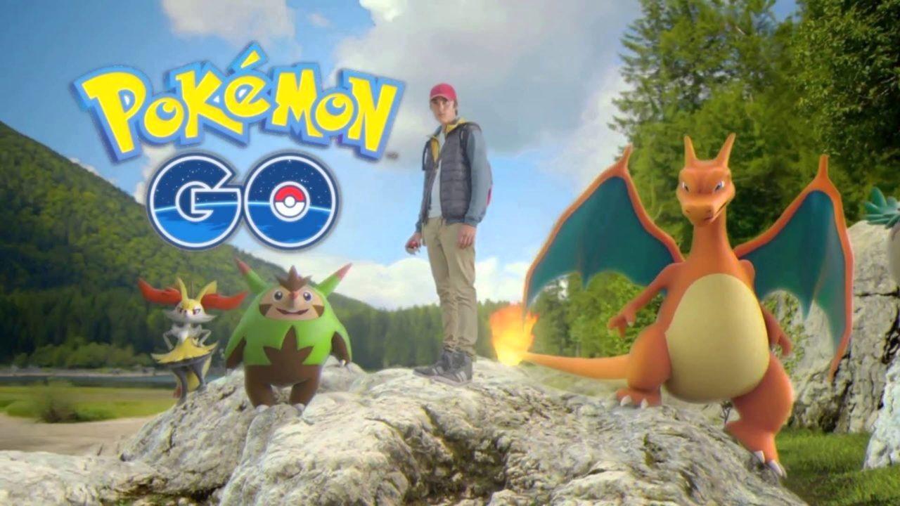 Pokémon GO – i Pokémon più ricercati in USA!