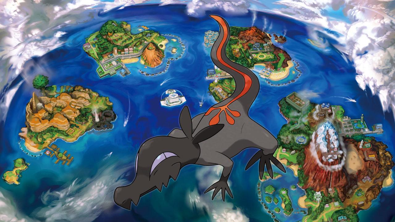 Pokémon Sole e Luna Salandit