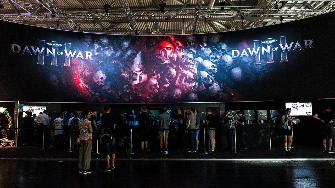 Dawn of War III gamescom 2016