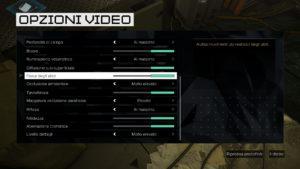 Deus Ex Mankind Divided - Impostazioni Grafiche PC - 1