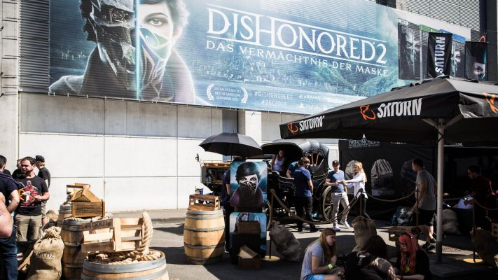 Dishonored 2 gamescom 2016