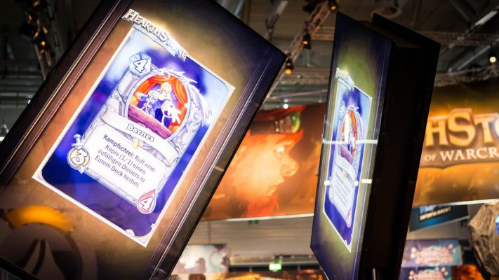 Hearthstone gamescom 2016