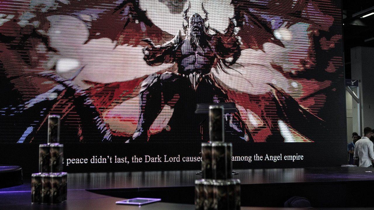 League of Angels II gamescom 2016