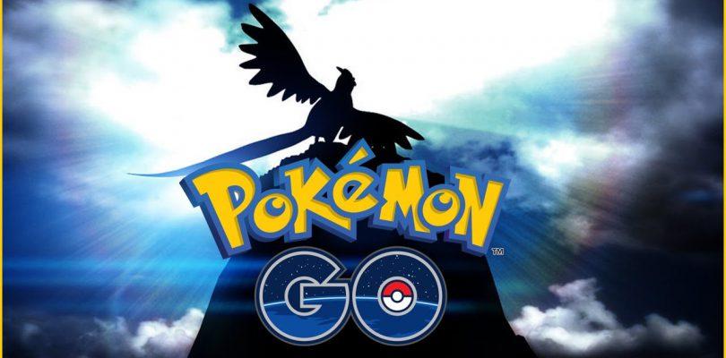 Pokémon GO: qualcuno ha catturato Articuno!